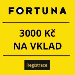 Fortuna Registrace